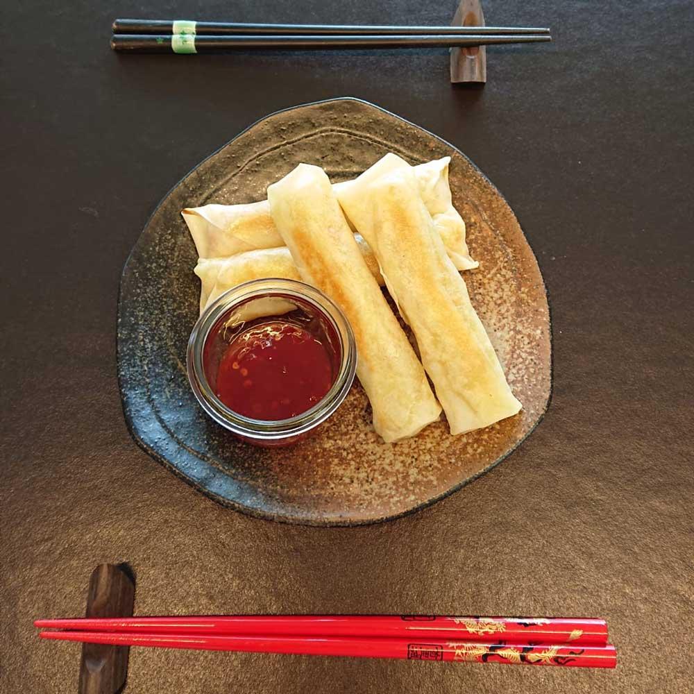 Poulet frit japonais karaage